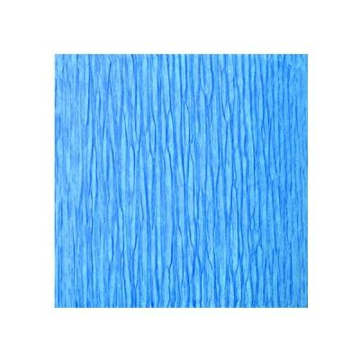 Креп-хартия усилена, 130 g/m2, 50 x 250 cm, 1 ролка, калифорнийско синя