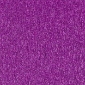 Креп-хартия, 38 g/m2, 50 cm x 10 m, 1 ролка, виолетова