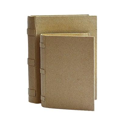 Кутия - албум, 22,5x18x6 / 18x13,5x4,5 см, 2 части