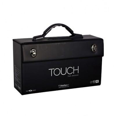Кутия за маркери TOUCH TWIN, 60 [B] маркера, празна