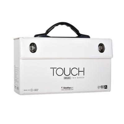 Кутия за маркери TOUCH TWIN BRUSH, 60 [А] маркера, празна