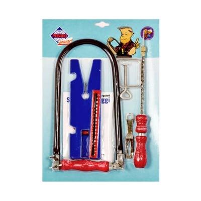 Комплект инструменти за дървообработване 934