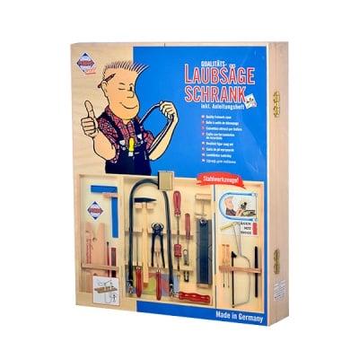 Стандартен комплект за дърворезба с метални инструменти