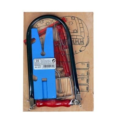 Комплект инструменти за дървообработване 917