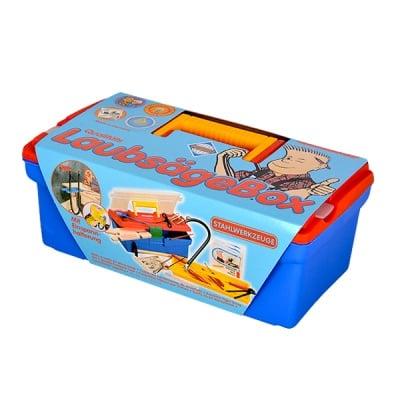Комплект за дървообработване в пластмасов куфар