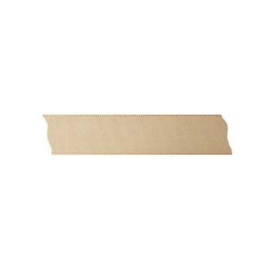 Лента декоративна UNIBAND, 25 mm, 10m, бежoва