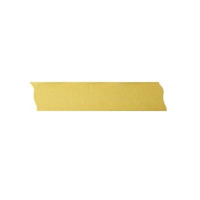 Лента декоративна UNIBAND, 25 mm, 10m, бледо оранжева