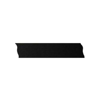 Лента декоративна UNIBAND, 25 mm, 10m, черна