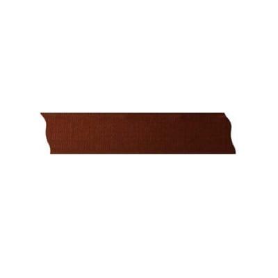 Лента декоративна UNIBAND, 25 mm, 10m, кафява