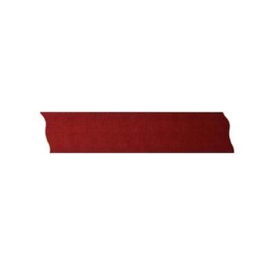 Лента декоративна UNIBAND, 25 mm, 10m, кардиналско