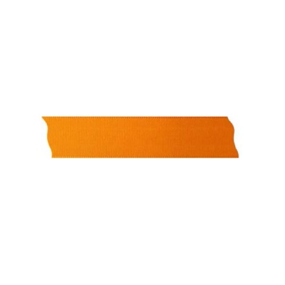 Лента декоративна UNIBAND, 25 mm, 10m, оранжева