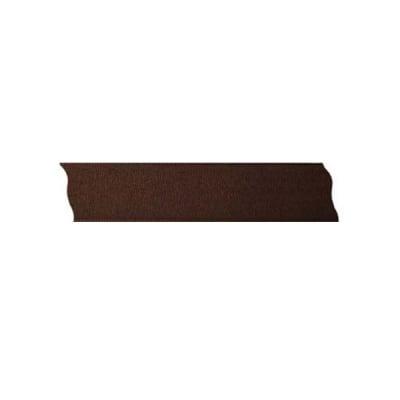 Лента декоративна UNIBAND, 25 mm, 10m, тъмно кафява