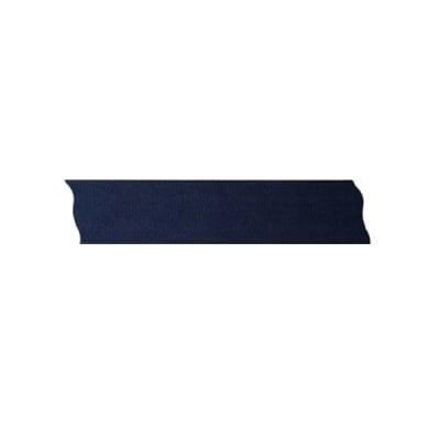 Лента декоративна UNIBAND, 25 mm, 10m, тъмно синя