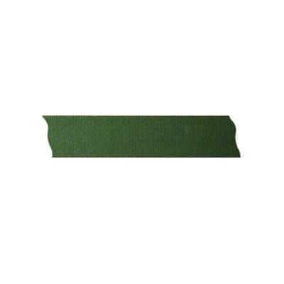 Лента декоративна UNIBAND, 25 mm, 10m, тъмно зелена