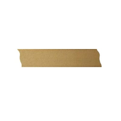 Лента декоративна UNIBAND, 25 mm, 10m, златиста