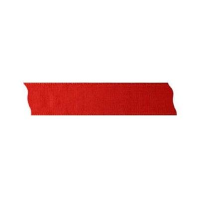 Лента декоративна UNIBAND DARAHT, 25 mm, 3m, червена