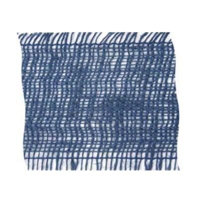 Лента конопена, 100 mm, 10m, тъмно синя