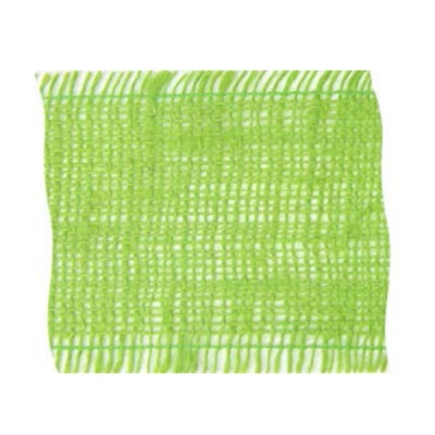 Лента конопена, 100 mm, 10m, зелена