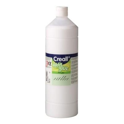 Лепило бяло PVA CREALL Hobby, 1000 ml