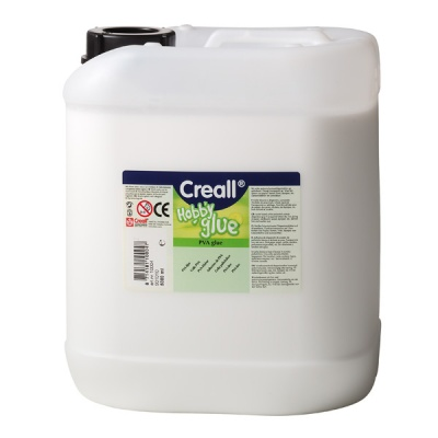 Лепило бяло PVA CREAL Hobby, 5000 ml
