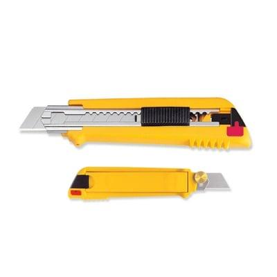 Макетен нож HEAVY, OLFA PL 1, 18 mm, LB, LBB