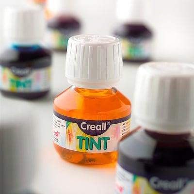 Мастило прозрачно водоразтворимо CREALL TINT, 50 ml