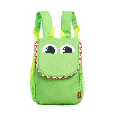 Чанта за храна Wildings, 26.5 х 20 х 11 cm, зелена