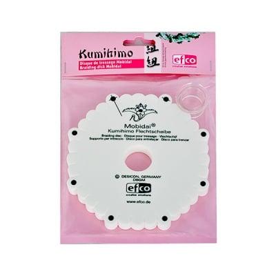 Mobidai Kumihimo диск за плетене, FR + GB, о 163 mm х 10 mm, 2 части