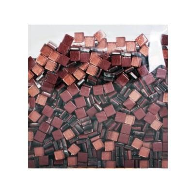 Мозаечни плочки Metallic, стъкло, 10x10x4 mm, 1000 бр.