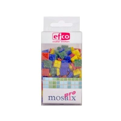 Мозаечни плочки MosaixPro, стъкло, 10x10x4 mm, 300 бр.