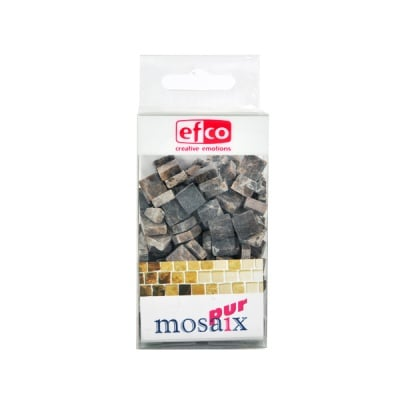 Мозаечни плочки MosaixPur, 10x10x4 mm, 200 бр.