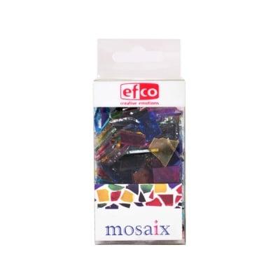 Мозаечни плочки MosaixSoft, стъкло, 200 g, матови смесени