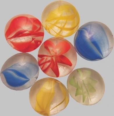 Стъклени камъчета, Glas-Nuggets, 15-20mm; 100g,/ 20-25 бр., микс