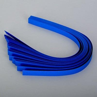 Набор ленти за празнични звезди, 130 g/m2, 1 x 30 cm, 80 л., сини