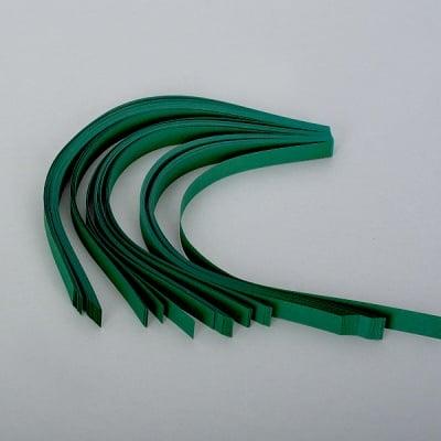 Набор ленти за празнични звезди, 130 g/m2, 1 x 30 cm, 80 л., зелени