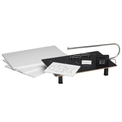 Настолен уред за изрязване на Styropor