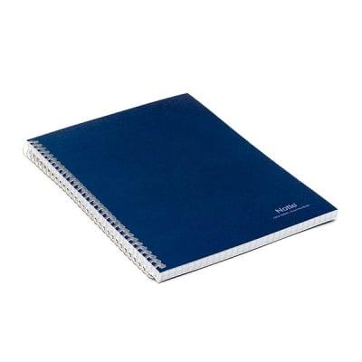 Тетрадка Notte Pastel, A5, спирала, Flexy корица, 80 л., квадрат, 60 g/m2