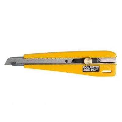 Макетен нож STANDARD, OLFA 300, 9 mm, AB, ABB