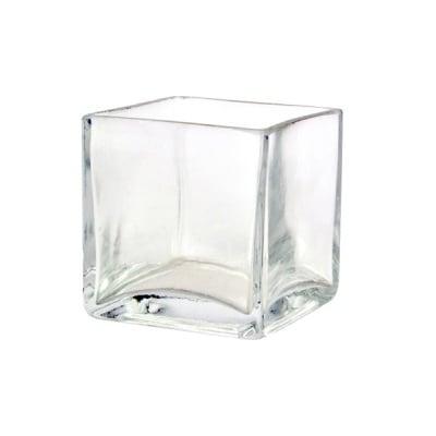 Основа за изработване на мозайка, стъклен чаен свещник