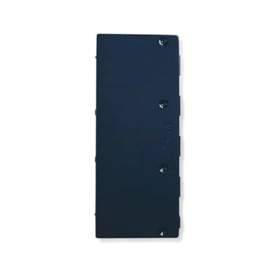 Палитра алуминий PRO, 36 правоъгълни секции, 365 x 155 x 22 mm , тъмно синя