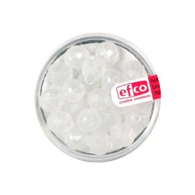 Перли Antik, 8 mm, 20 бр., бели