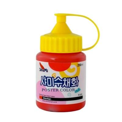 Плакатни бои SHAMI POSTER, 20 / 250 ml