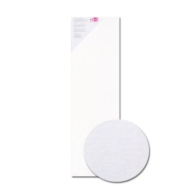 Платно с рамка за рисуване грундирано, 30х100 cm/ 1,9 cm, бяло