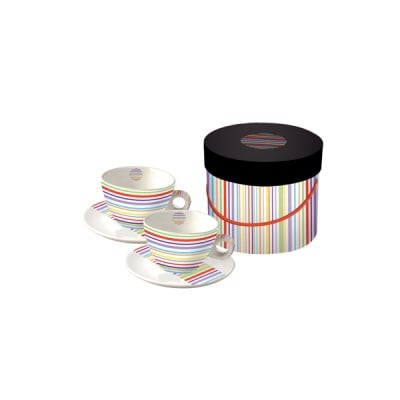 Порцеланов комплект Cappuccino Cup Primavera S.89