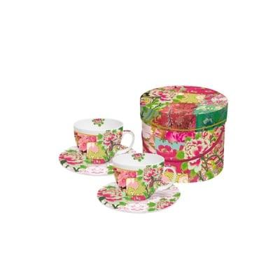 Порцеланов комплект Cappuccino Cup Shinto Garden