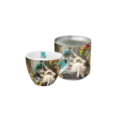 Порцеланова чаша Big Mug Love Couple