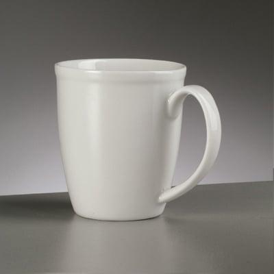 Порцеланова чаша, ф 8 / 5,2 x H 9,1 cm, 300 ml,