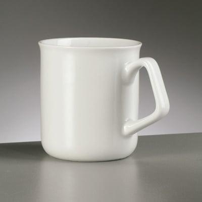 Порцеланова чаша, ф 8 / 6,5 x H 9,1 cm, 320 ml,