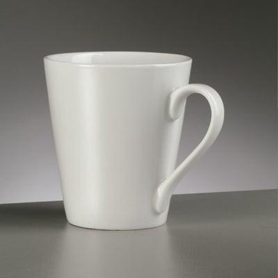 Порцеланова чаша, ф 8,7 / 6 x H 9,8 cm, 320 ml,