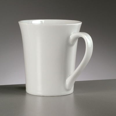 Порцеланова чаша, ф 9 / 6,5 x H 10 cm, 340 ml,